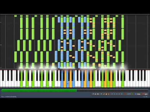 [OLD] Running in the 90's [Synthesia][IMPOSSIBLE] [OLD]