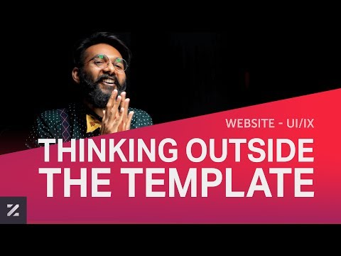 E004 | Website - UI/UX - Thinking Outside the Template | Lazaro Podcast