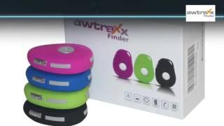 GPS Tracker awtraxx finder - wasserdicht 35 Gramm