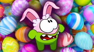 Om Nom Stories 💚 Super-Noms: Easter Brat (Cut the Rope)