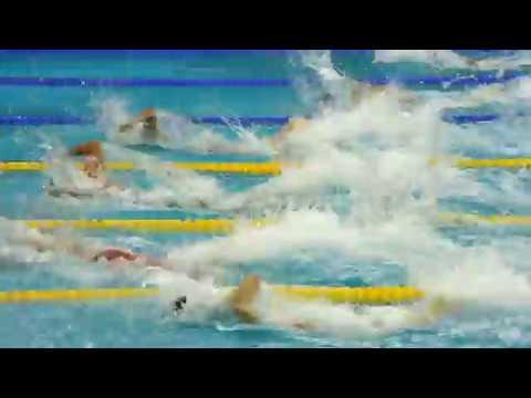 افتتاح كأس العالم للسباحة الدوحة ٢٠١٨ - QNB الراعي الوطني