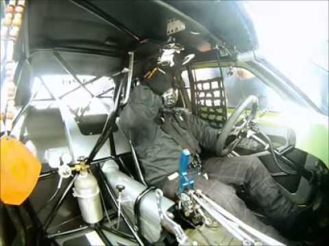 Santiago Racing 7.33@173 Mph OnBoard
