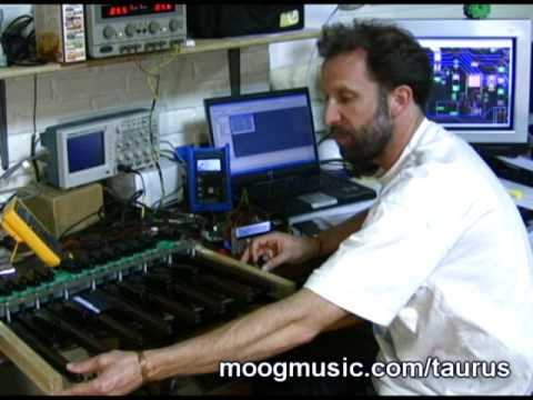 moog taurus 3 bass pedals engineering update youtube. Black Bedroom Furniture Sets. Home Design Ideas