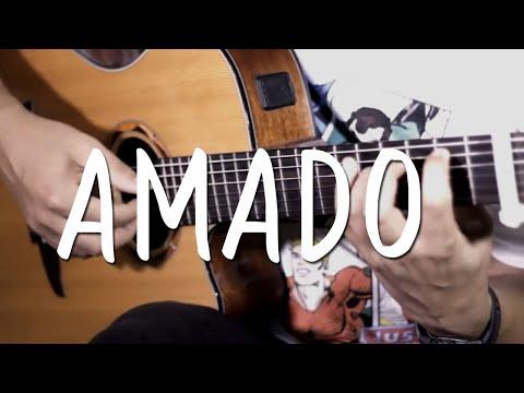 Vanessa da Mata - AMADO (Violão Solo Fingerstyle) MPB #25