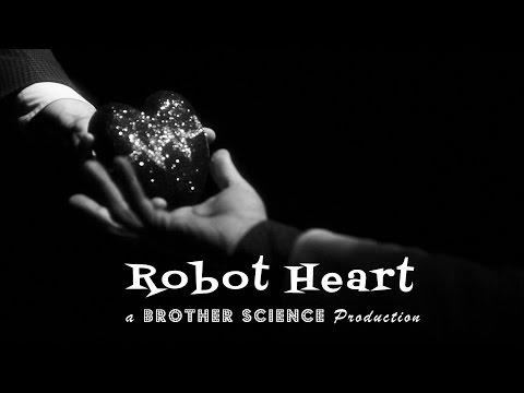Cutty Flam - Robot Heart (Official Music Video)