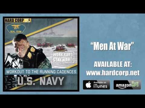 Men At War (Navy SEALs Cadence)