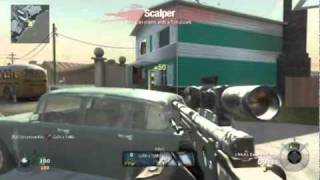 Black Ops Montage 3 - Balistic, Tomahawk, Sniper