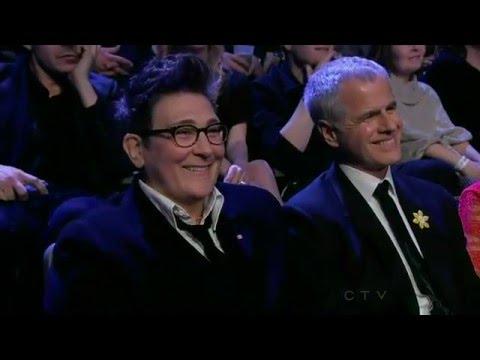 K.d. Lang - The Juno Awards 2013