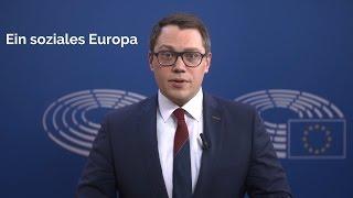 Ein neuer Präsident & ein soziales Europa