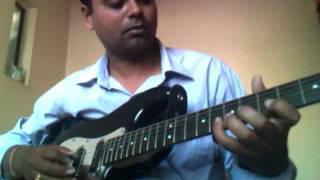 Chahe Tum Kuch Na Kaho (Pehela Nasha...Guitar Solo)