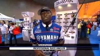 Fishing Pro Ish Monroe on choosing right rod and reel for flipping