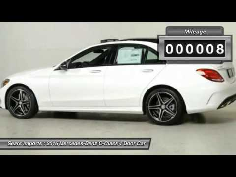 2016 Mercedes Benz C Cl C300 Sport Minnetonka Minneapolis Bloomington Mn 69319