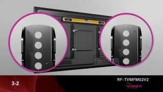 Rocketfish RF-TVMFM02V2 Installation