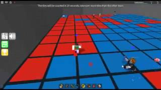 ROBLOX / Epic Minigames / Minigames / Tile Takeover
