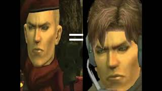 METAL GEAR THEORY!!: IS OCELOT ACTUALLY SOLID SNAKE!?!?