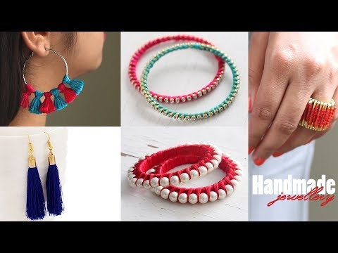 Handmade Jewellery | Jewellery Making | Ventuno Art