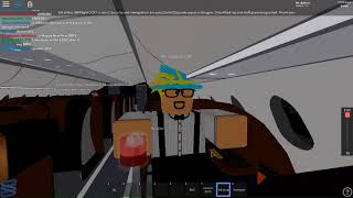 [ROBLOX] Singapore Airlines A380 Business Class Experience!