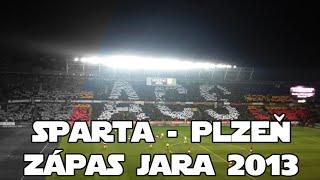 Sparta - Plzeň |Upoutávka na zápas jara 2013|