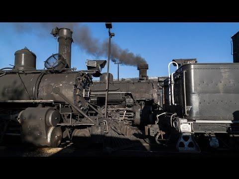 Cumbres and Toltec Scenic Railroad, August 25th-27th 2016