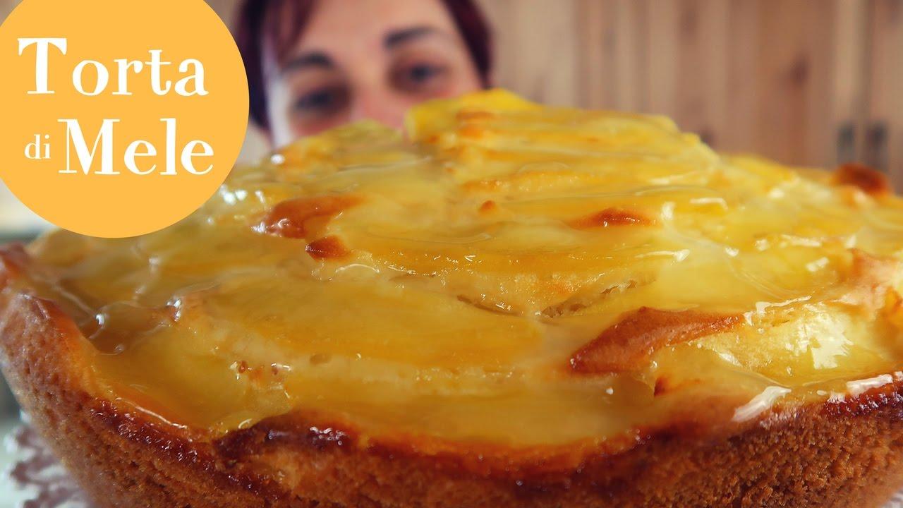 Ricetta torta di mele fatta in casa