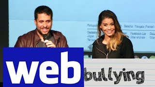 WEBBULLYING # 79 - WhatsBullying na Tina Kara (Atriz e amiga do Mallandro)