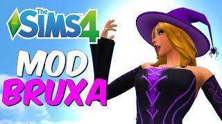 APRENDIZ DE  BRUXA   The Sims 4