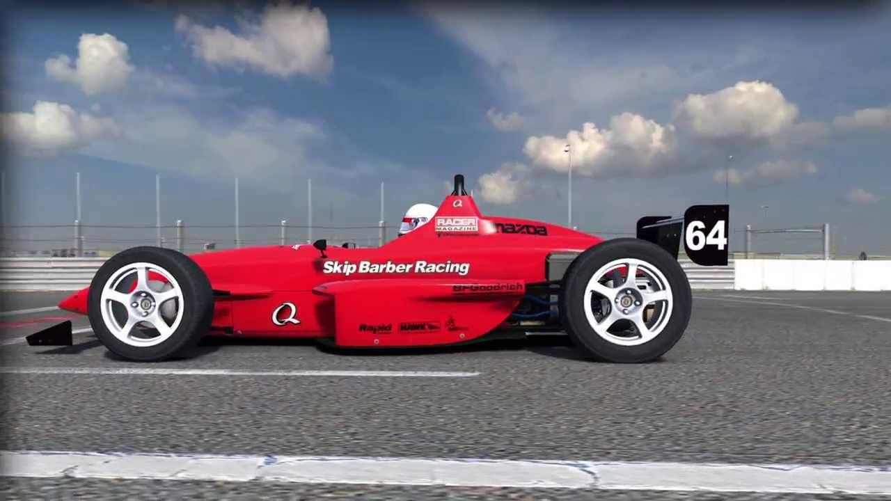 Skip Barber Formula 2000 - YouTube