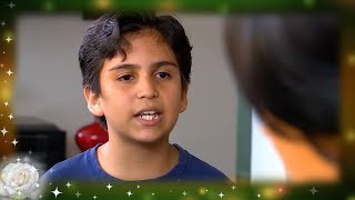 La Rosa de Guadalupe: Óscar amenaza con matar a su hermano   El niño chiquito