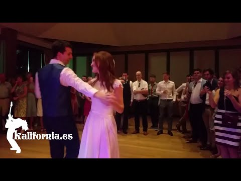 Party band orchestra for English-speaking weddings in Madrid testimony