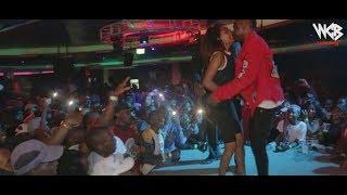 Mwanamke Amlazimisha Mbosso Kumpiga Denda Live Arusha
