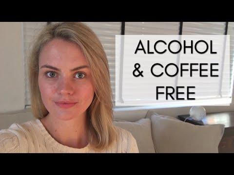 10 Days Alcohol & Coffee Free