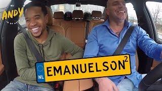 Urby Emanuelson deel 2 - Bij Andy in de auto