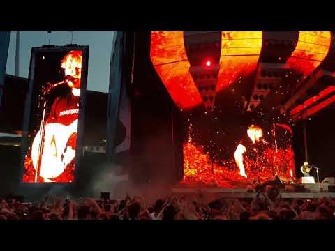 Ed Sheeran Konzert Zürich 4.08.2018 - Live - Zusammenfassung