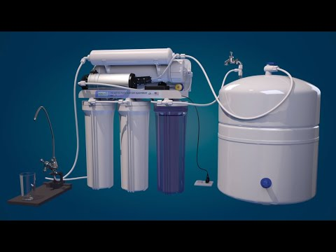 Water Filter Presentation Animated