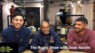 TVGtv Ep22 - The Rugby Show with Dean Apollis