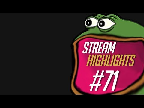 Stream Highlights #71 - Every time you type POGGERS your lifespan decreases by one hour
