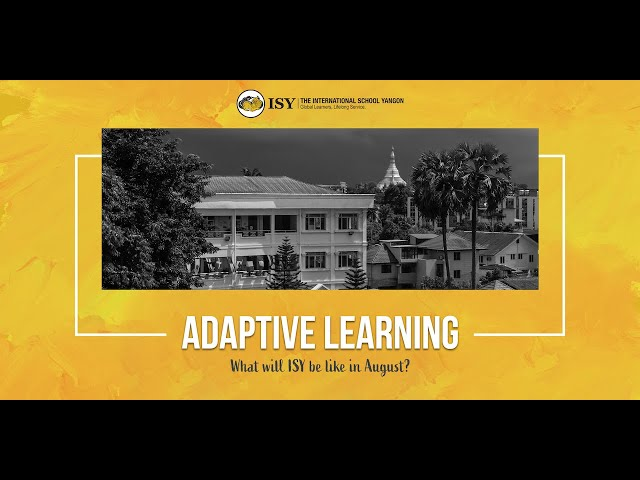Adaptive Learning at ISY