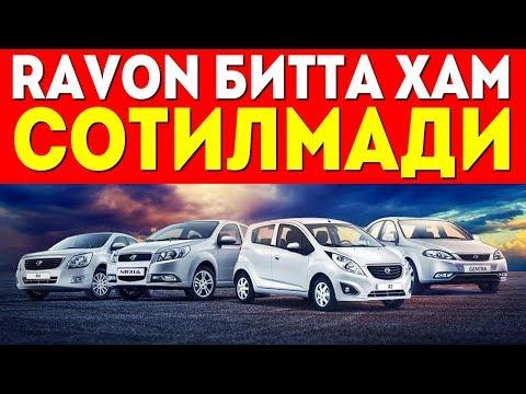 ТЕЗКОР! Ravon Автомобилларини Нега Олишмаяпти?