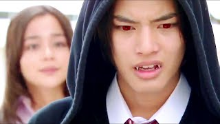 Vampire Love Story 💗 Japanese Korean Mix Hindi Songs 💗 Kabhi Jo Badal Barse | Simmering Senses 💗