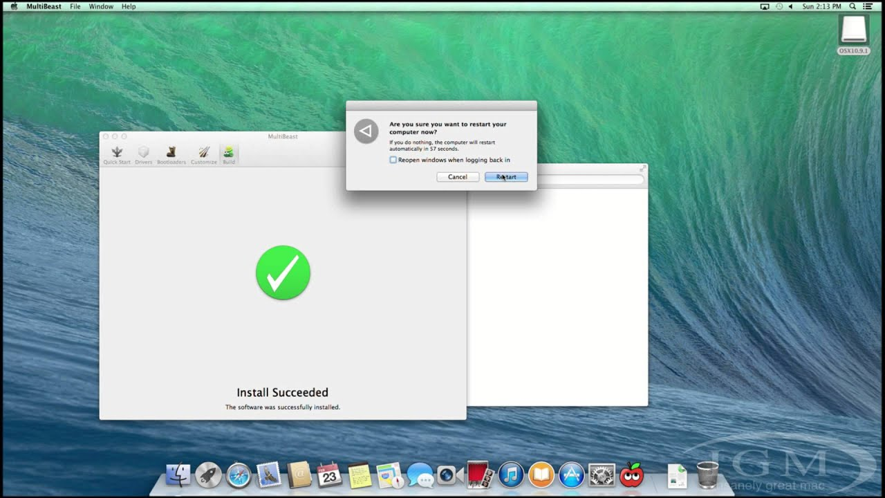 Hackintosh Series: Haswell OS X Install and Config + Tips: How to (#20)