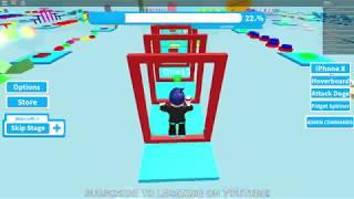 Roblox escapar diversión obby todas las etapas parte 3/10