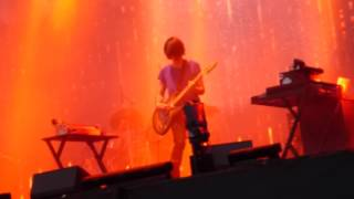 Radiohead Nude Live Emirates Old Trafford Manchester England July 4 2017