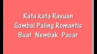 Kata kata Rayuan Gombal Paling Romantis Buat Nembak Pacar