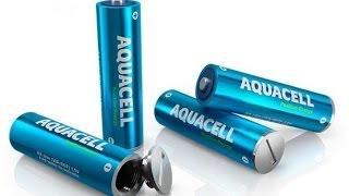 Aquacell battery