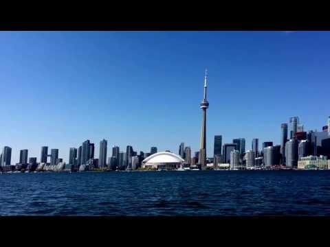 Toronto Skyline from Cruise - Toronto, Canada