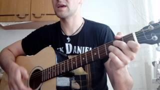 давно забытая песня 70х - из сериала сваты   на гитаре