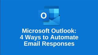Microsoft Outlook Training: 4 Top Productivity Tips