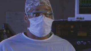 Scrubs: Todd farts in Operating Room