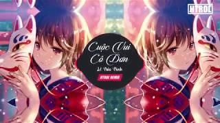 Cuộc Vui Cô Đơn ( Htrol Remix ) - Lê Bảo Bình #CVCD