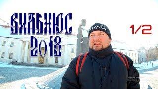 Зимний Вильнюс 2018 ч.1 (Vilnius in frosty winter p.1)